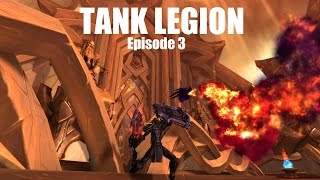 Tank Legion: Episode 3 - Protection Warrior Guide - Abilities, Talents, Stats, Rotation And Artifact