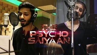 Saaho Movie Psycho Saiyaan Song Making- Prabhas..