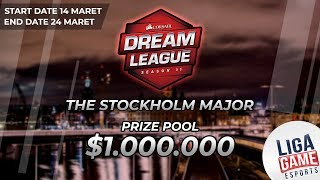 [DOTA 2] Keen Gaming vs Fnatic | DreamLeague Season 11