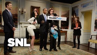 Healthcare.gov Meeting Cold Open - Saturday Night Live