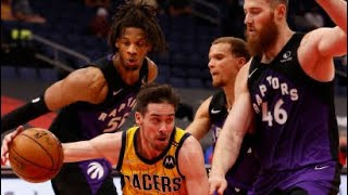 Indiana Pacers vs Toronto Raptors Full Game Highlights | May 16 | 2021 NBA Season