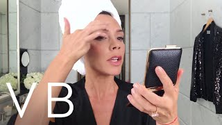 Victoria Beckham | Red Carpet Ready Eyes - Make Up Tutorial