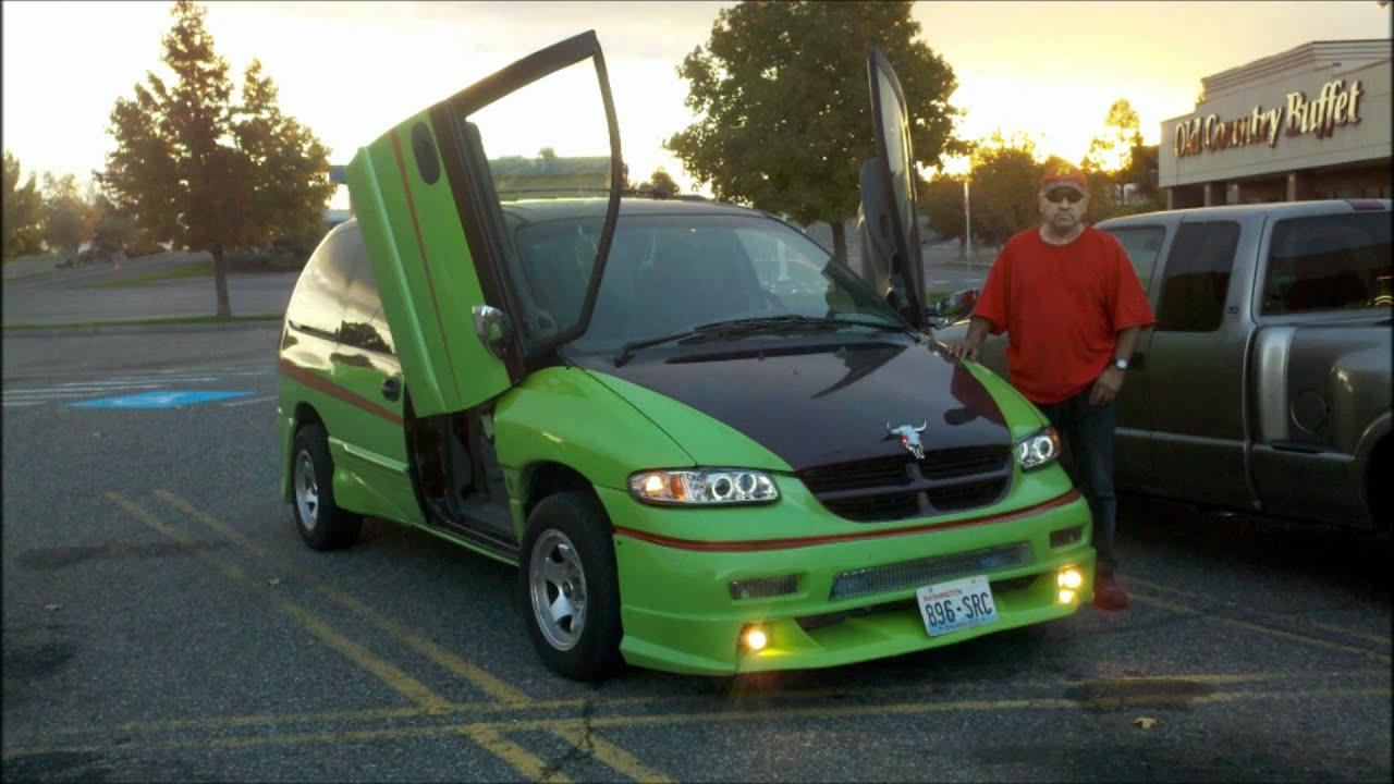 2010 Dodge Grand Caravan >> LAMBO CARAVAN - YouTube