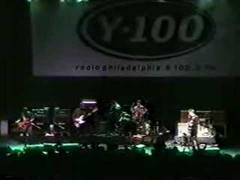 oasis - Helter Skelter - 1999-12-03 Y100 Sonic Session