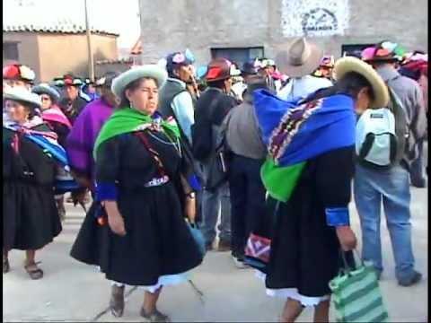 fiesta de concepcion de PACAJA en Pacasi Potosi Bolivia 9-12-2012