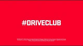 Driveclub disponible sur ps4 :  bande-annonce
