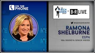 ESPN's Ramona Shelburne Talks NBA Draft, Anthony Davis & More w/Rich Eisen | Full Interview