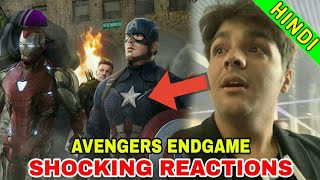 ENDGAME FIRST REACTIONS ARE SHOCKING | ASHISH CHANCHLANI REVIEW ON  ENDGAME  (IN HINDI )