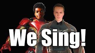 WE SING! And Other Weird Stuff! (The Dan & Matt Show Episode 17)