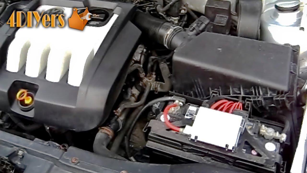 Diy Volkswagen Mkiv Alarm Horn Upgrade Youtube