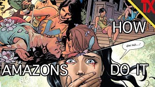 How Do Amazons Reproduce