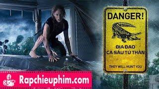 [Review] Địa đạo cá sấu tử thần – Cuộc chiến sinh tồn quá gay cấn