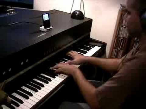 Celia Cruz - Usted Abusó - Piano - AleMarquis