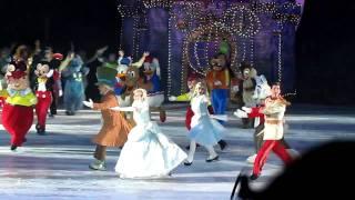Disney On Ice - A Disneyland Adventure live in Birmingham's LG Arena