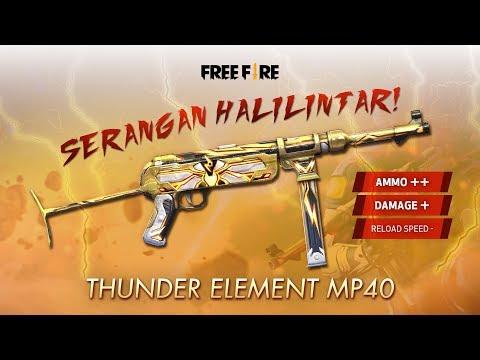 Novo Arma Royale: MP40 Relâmpago