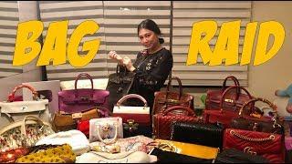 I Bag Raid Myself ft. My Designer Bag Collection  Rufa Mae Quinto
