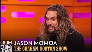 Jason Momoa Can Still Speak Dothraki - The Graham Norton Show