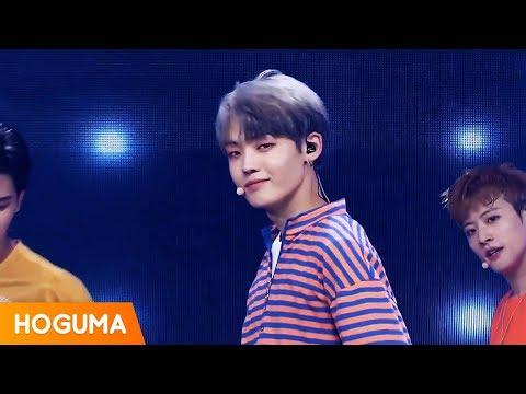 UNB (유앤비) - BLACK HEART (블랙하트) 교차편집 (stage mix)