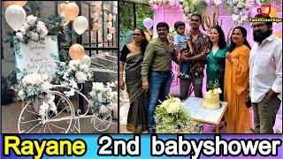 Radhika Sarathkumar Daughter Baby shower..