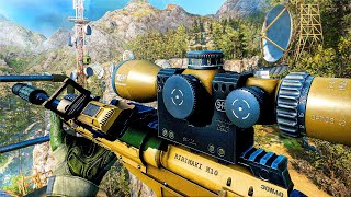 Sniping is Brutal in this Game! - Sniper Ghost Warrior Contracts 2
