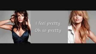 Glee - I feel pretty/unpretty