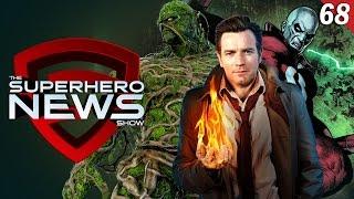 Superhero News #68: Doug Liman to helm Justice League Dark