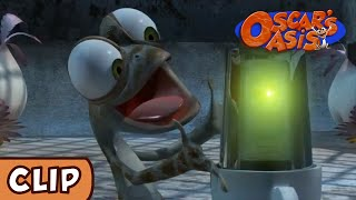 Oscar's Oasis - Chasing the Light | HQ | Funny Cartoons