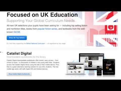 Titlewave: Global Curriculum Solution