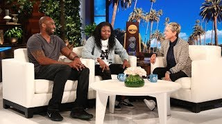 Kobe Bryant Surprises NCAA Champ Arike Ogunbowale