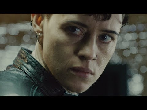 'The Girl in the Spider's Web' Trailer 2
