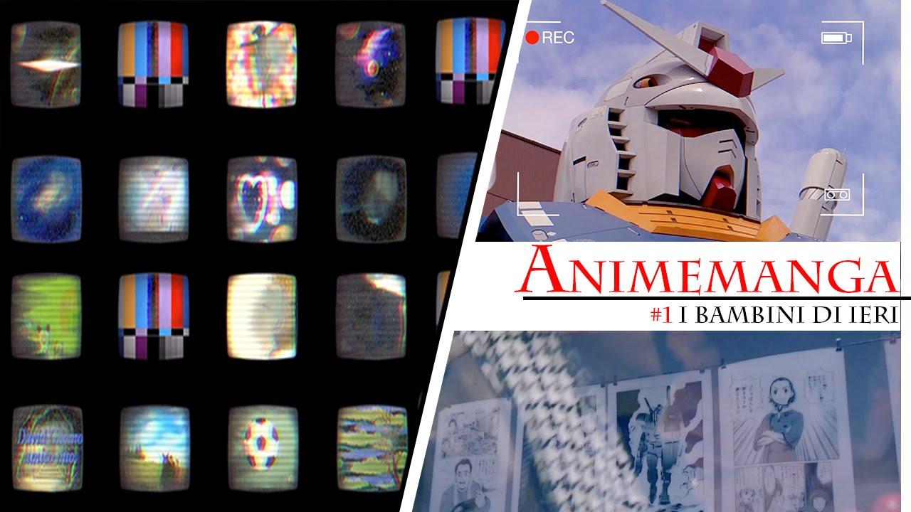 Locandina Anime Manga