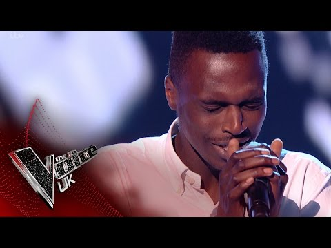Mo performs 'Iron Sky': Blind Auditions 1   The Voice UK 2017