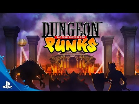 Dungeon Punks Trailer