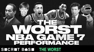 The Worst Choke Job In NBA History | 1994 Game Seven Knicks vs Rockets