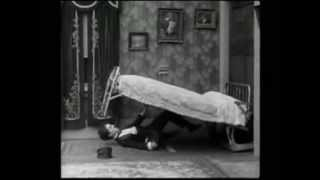 "Thomas Schoenberger's Film Score to Charlie Chaplin's famous ""Murphy Bed Scene"""