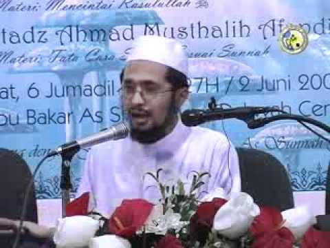 Karakteristik Ahlussunnah Wal Jama'ah-6/7