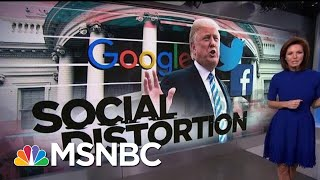 President Donald Trump Lashes Out At Media, John McCain And Others | Velshi & Ruhle | MSNBC