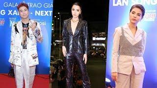Karik, Vũ Cát Tường, Bích Phương với STYLE LẠ tại Gala trao giải Làn SóngXanh Next Step 2018