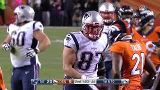 Patriots vs. Broncos   NFL Week 10 Game Highlights