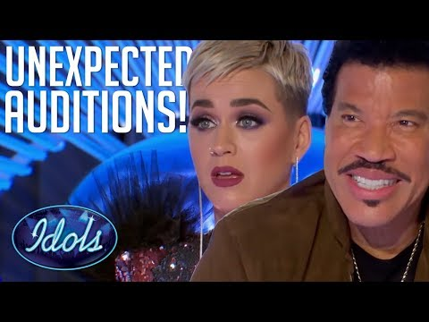 UNEXPECTED AMERICAN IDOL AUDITIONS 2018! Idols Global