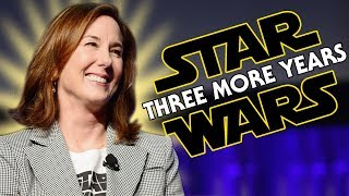 Kathleen Kennedy Extends Lucasfilm Contract for Three More Years