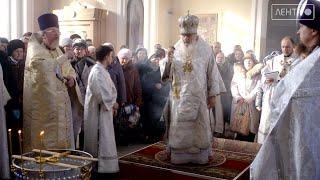 19 января православная церковь отмечает Великий праздник Крещение Господне