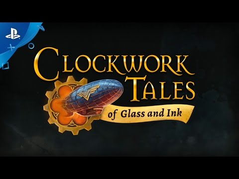Clockwork Tales: Of Glass and Ink Trailer