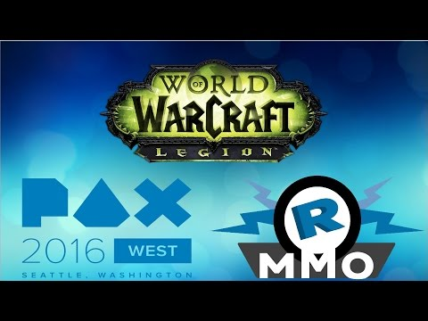 [PAX West 2016] World of Warcraft: Legion Panel Discussion