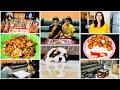 A mom's Daily life VLOG || Ma Chow Chow gadu || Evening 5 - 9pm Routine | Bread Bonda Recipe || Vlog