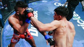 Ricky Romo vs Paul Garza Full Fight | MMA | Combate Dallas
