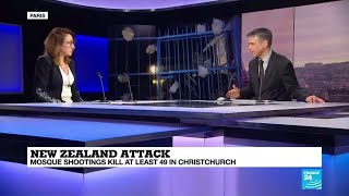 New Zealand's ambassador to France: 'All New Zealanders will feel connected to Christchurch'