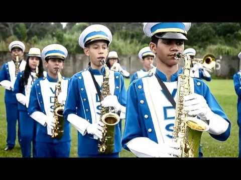 VIDEO MUSICAL - VIVIR MI VIDA 2013 - Banda de Musica VDS