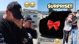 SURPRISING MY DAD WITH HIS DREAM TRUCK!! | Louie's Life