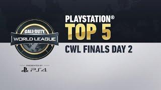 CWL Finals Day 2 - Top 5